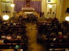 Adventní koncert v kostele - 6.12.2015
