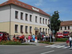 Oslavy  130. výročí SDH a 610. výročí obce - 11. - 12. 7. 2015