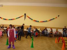 Dětský karneval - 8. 2. 2015