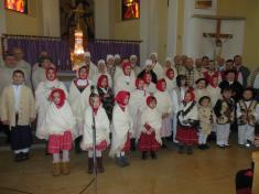 Adventní koncert v kostele - 4. 12. 2016