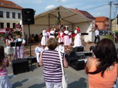 Výročí SDH a obce Pitín - 12. 7.2015