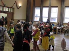 Dětský karneval -31. 1. 2016