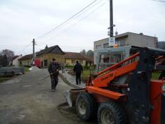 Rekonstrukce středu obce