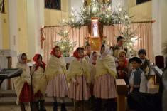Vánoční zpívání v kostele - 26.12.2017