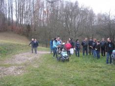 Svatomartinský výjezd na Paseky - 12.11.2017