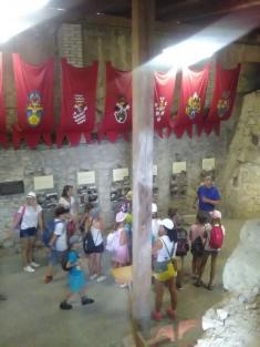 Letní tábor při obci - 7.-11.8.2017