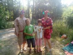 Pohádkový les - 24.6.2017
