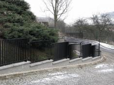 Obnova hřbitovní zdi