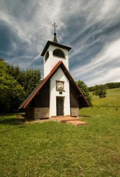 Kaple P.Marie naPasekách