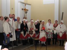 Adventní koncert v kostele - 9. 12. 2018