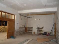 Oprava nevyužitých prostor kulturního domu v Pitíně