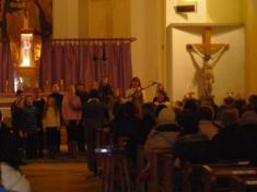 Adventní koncert NOTABENE - 8. 12. 2013