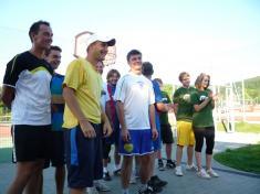 """Turnaj  """"O pohár starosty Pitína""""- 7.9. 2013"""