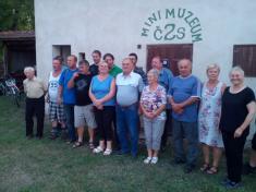 Otevření minimuzea ČZS - 1. 9. 2019