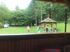 Orelský tábor - starší děti