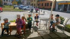 Orelský tábor - mladší děti