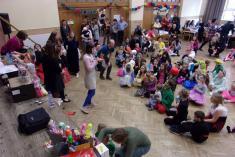 Dětský karneval - 24. 2. 2019