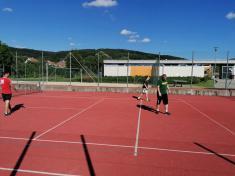 """Nohejbalový turnaj """"O pohár Bílých Karpat"""" - 4. 7. 2020"""