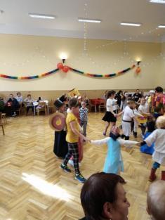 Dětský karneval - 16.2.2020