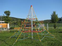 Rozšíření dětského hřiště ve sportovním areálu