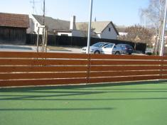 Oprava sportovní plochy v areálu Niva