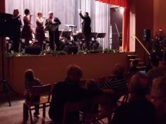 Vánoční koncert Valaška - 13. 12. 2014