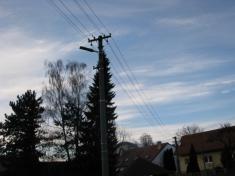 Rekonstrukce části veřejného osvětlení