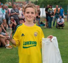 Turnaj fotbalových přípravek - KUDY cup - 12.6.2021