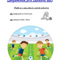 Benjamínek - sportovní hry 2