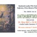 Svatohubertská mše 24. 10. 1