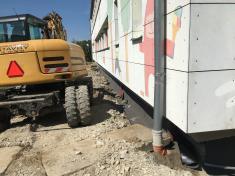 Rekonstrukce zpevněných ploch v MŠ